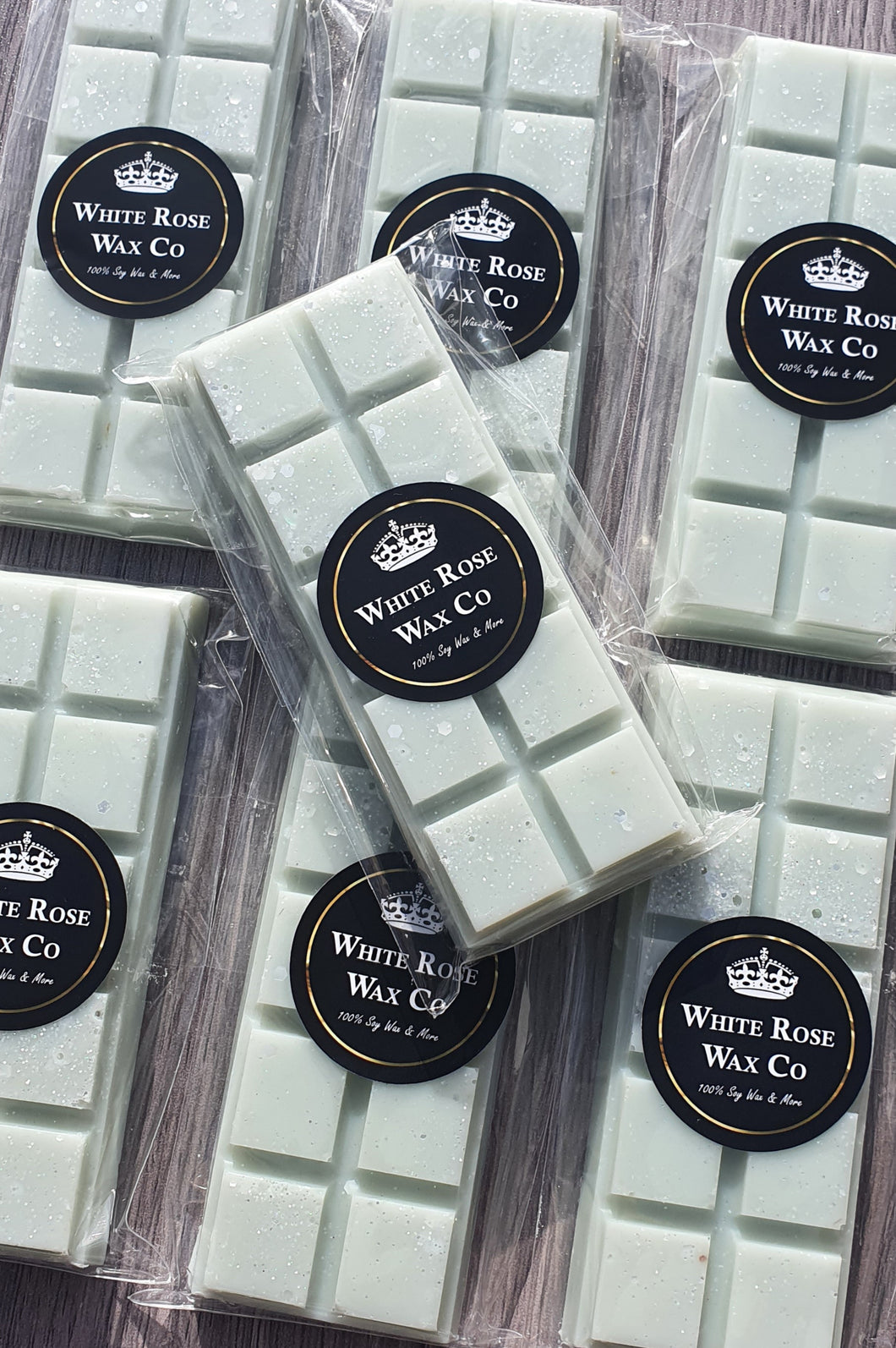 Wax Melt Snap Bar - Cucumber & Sea Salt
