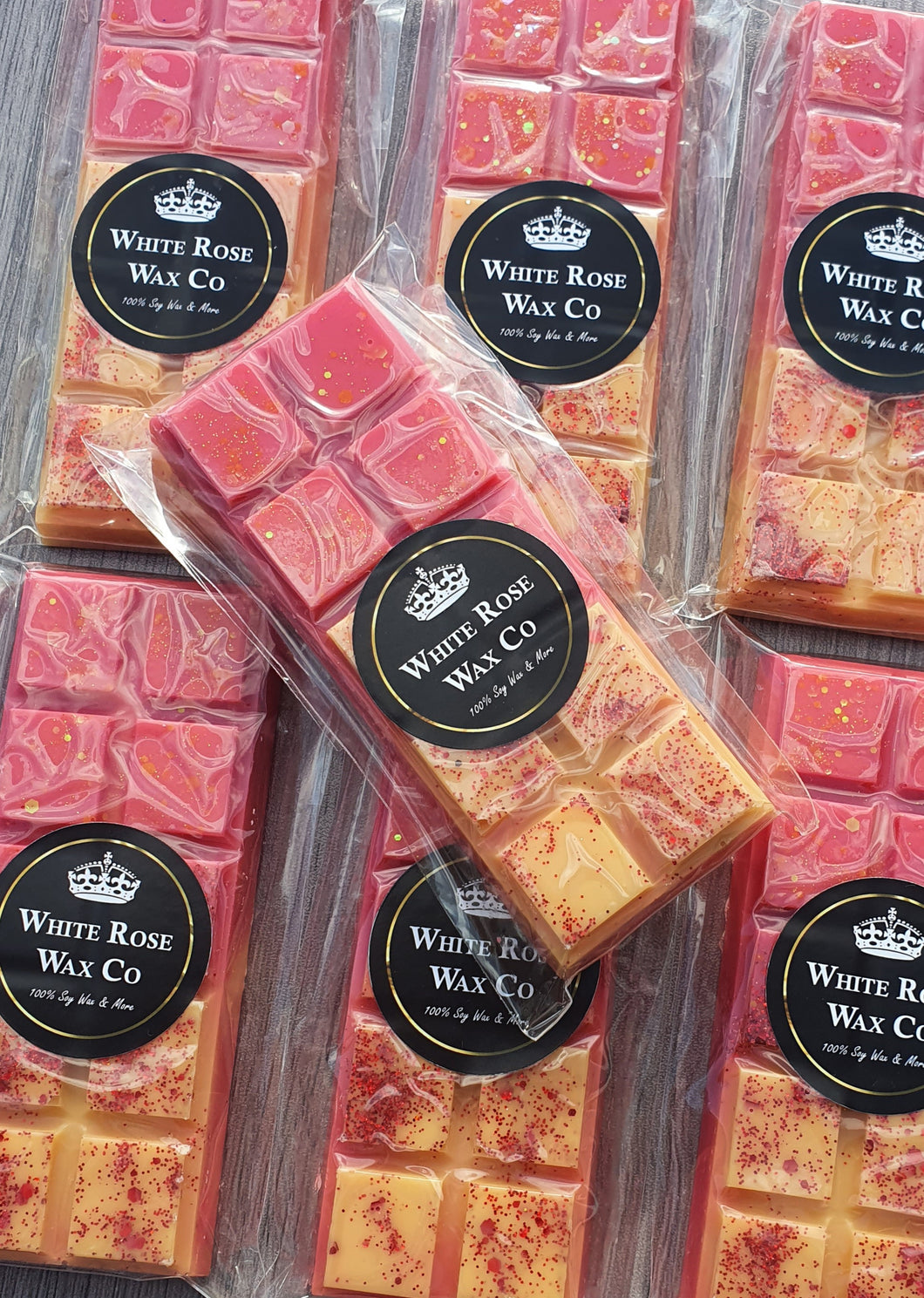 Wax Melt Snap Bar - Goji Berry & Orange