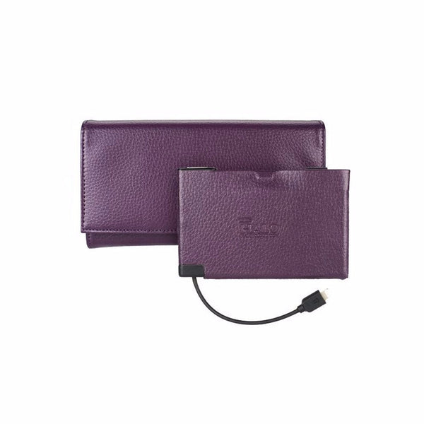 Women S Power Wallet 3000 With Rfid Protection