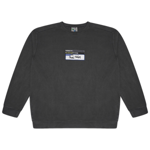 Pictochat Crewneck - Send Nudes