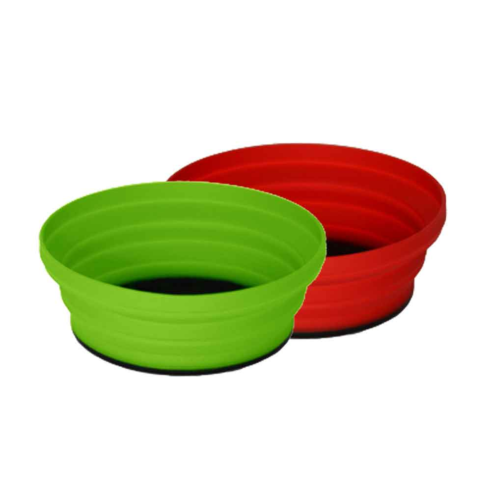 Set 2 Bowl Plegables Lúcuma