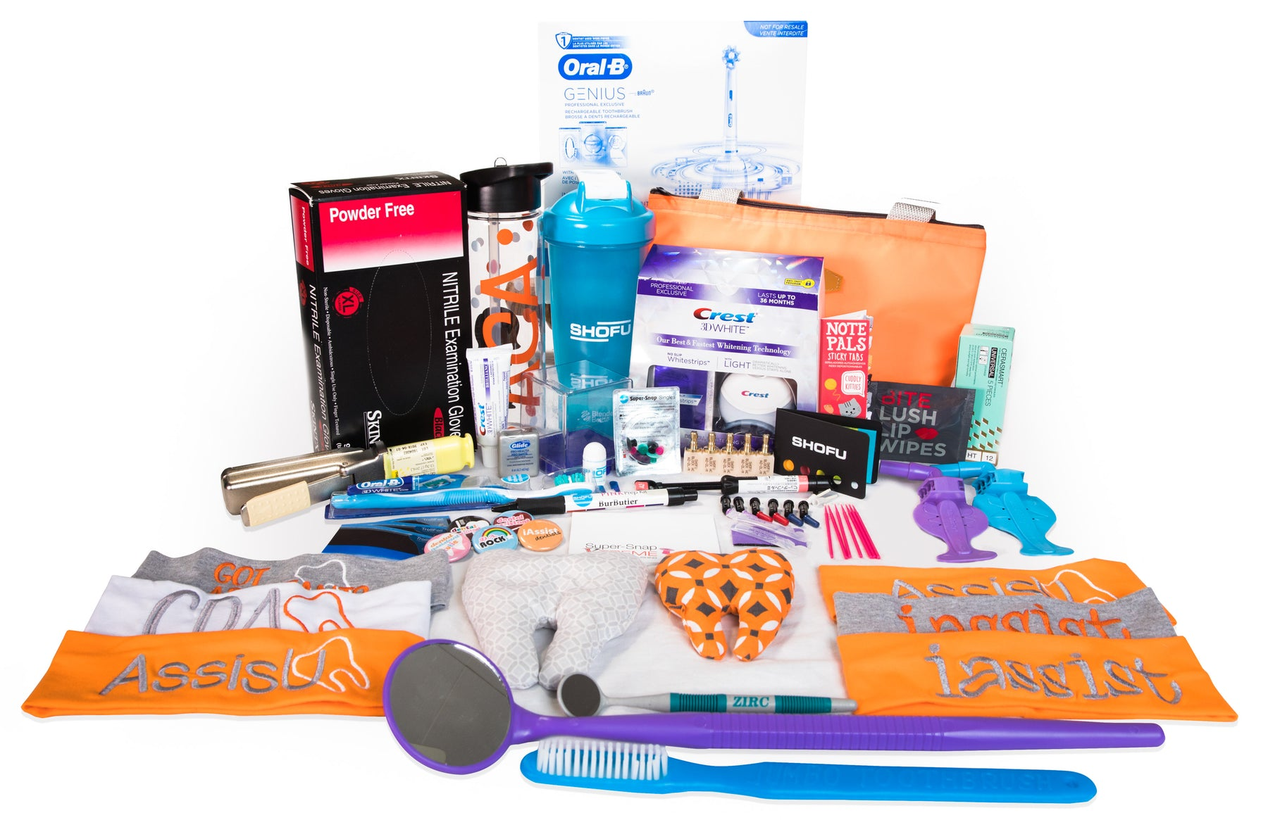 Dental Assistant Subscription Box