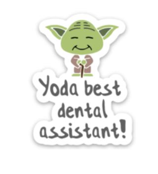 Dental Stickers and Cling