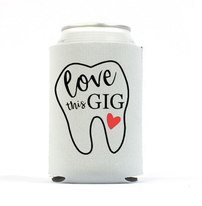 Love This Gig Koozies