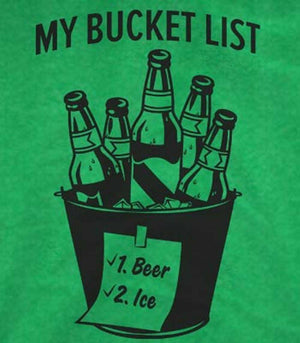 Bucket List-Beer & Ice | Beer Bong