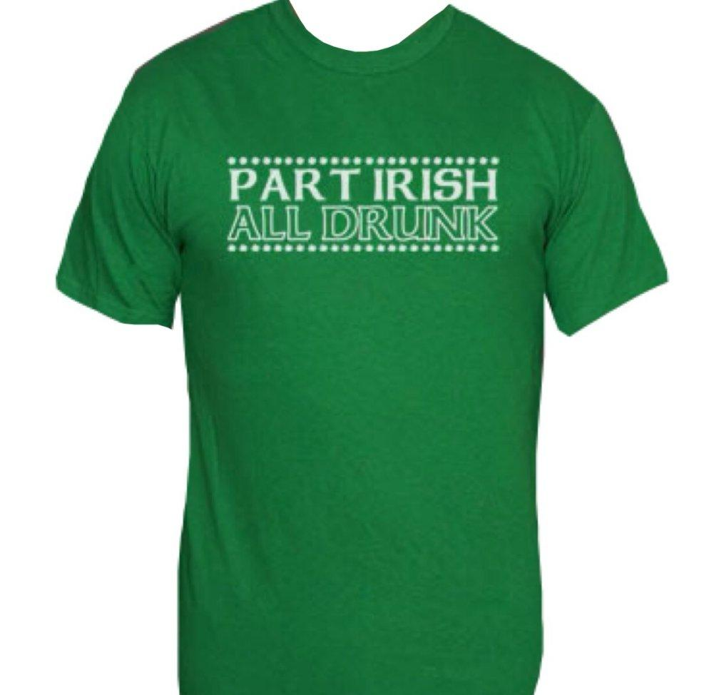 Part Irish All Drunk - beerbong.com