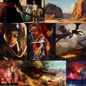Licensed Art Prints