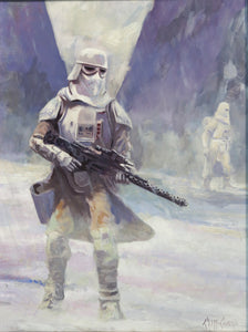 """Snow Trooper"""