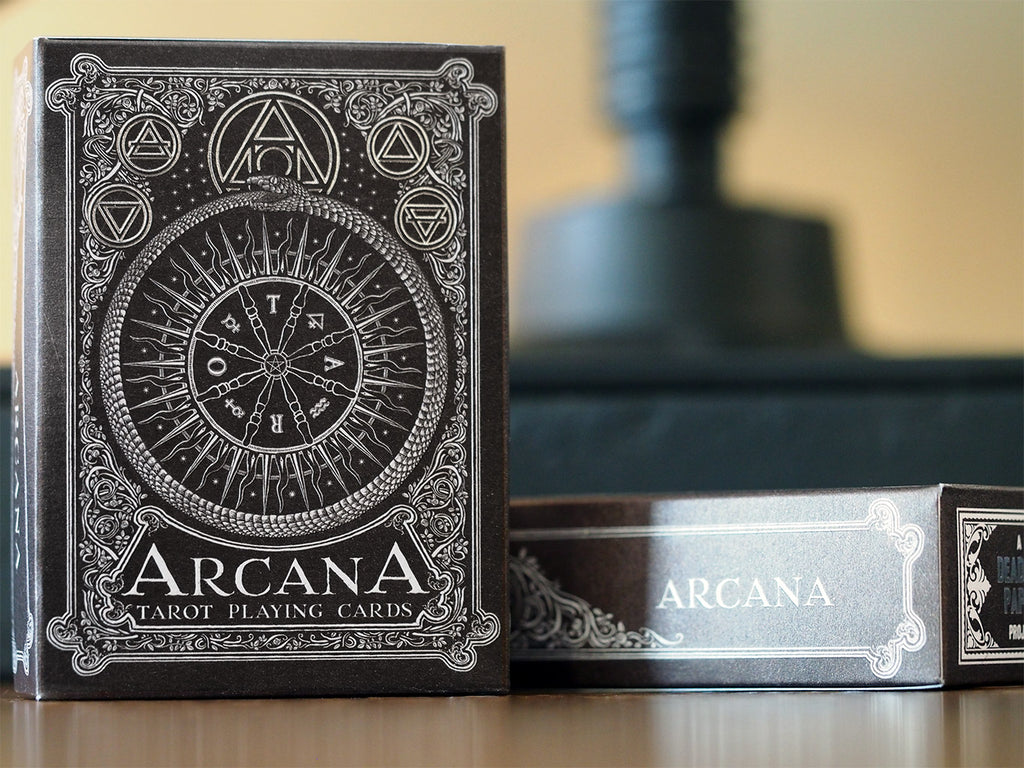 The 2nd Edition Arcana Cards