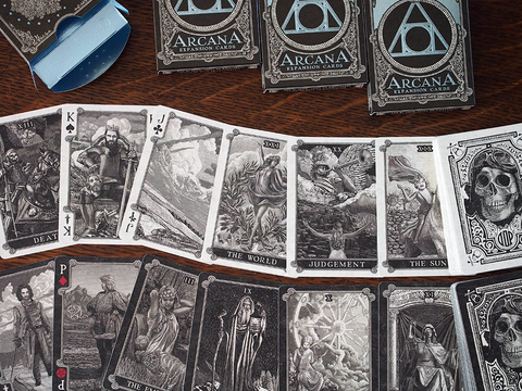 Arcana Expansion Cards