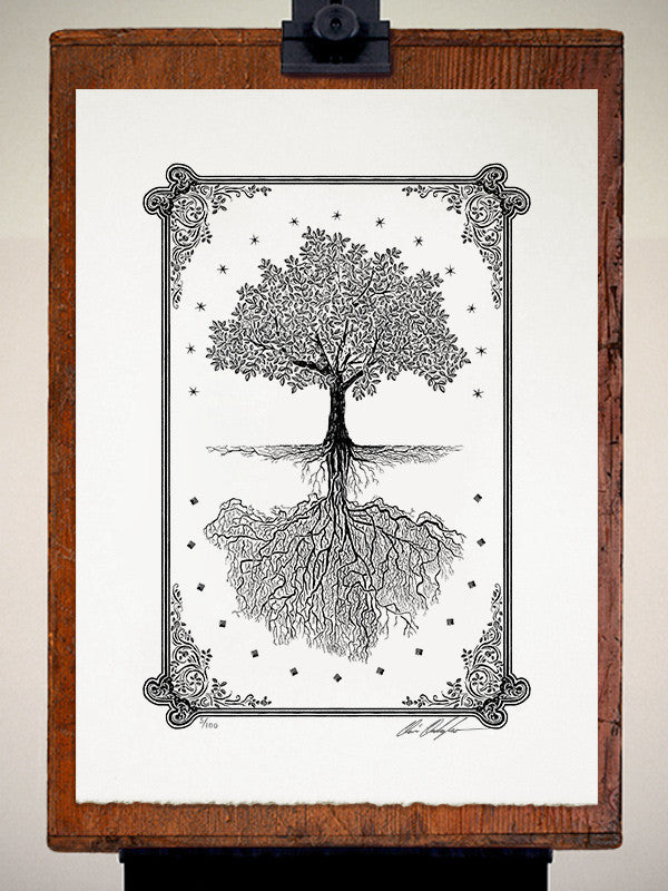Print Set - Arcana Tree of Life