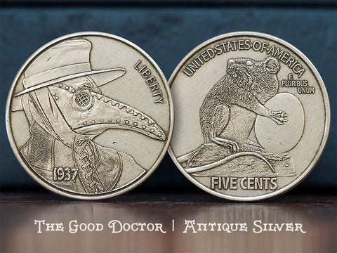 Hobo Coins Series II - The Good Doctor