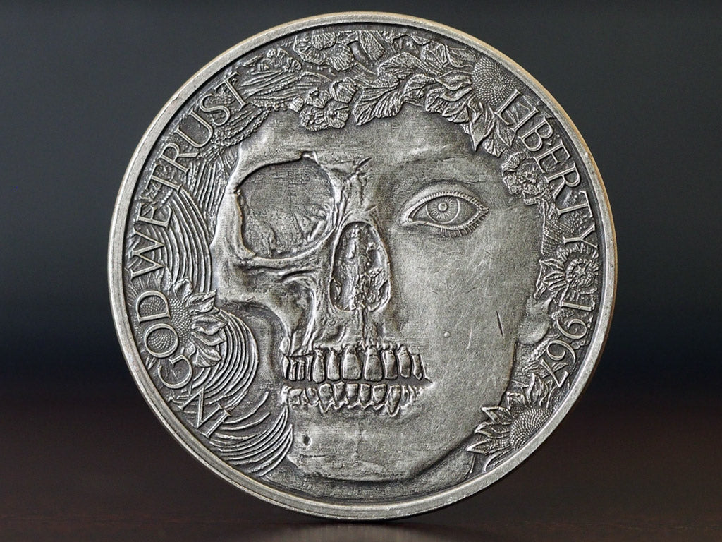 Hobo Coins Series III - White Rabbit