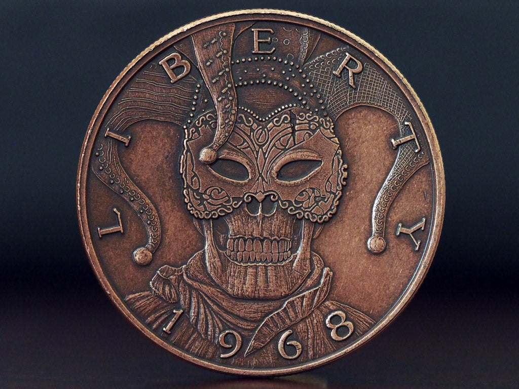 Hobo Coins Series III - Watchtower