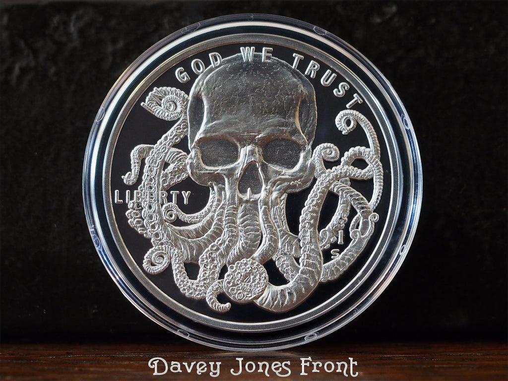 Solid Silver Hobo Coins Series II Coins
