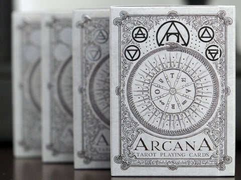 Arcana Full Tarot Deck