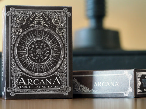 Arcana Full Tarot Deck Factory Seconds