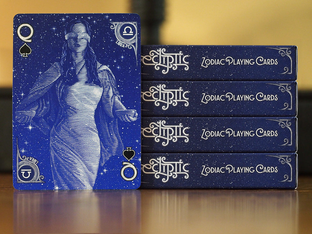 Ecliptic Limited Edition Playing Cards