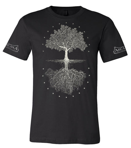 T-shirt-Arcana Tree of Life T-shirt