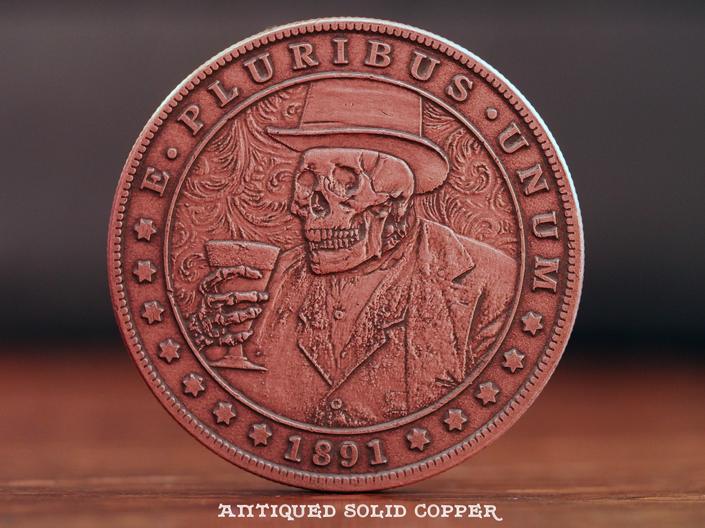 Hobo Coins Series I - The Old Hobo