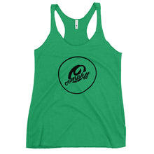 Load image into Gallery viewer, Women's Racerback Oomphff Tank