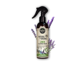 Natural Linen & Clothes Mist, made from Natural and Organic ingredients