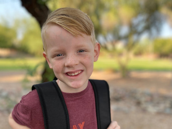 Kellso Family Update: Caleb