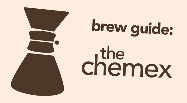 How to Brew with the Chemex