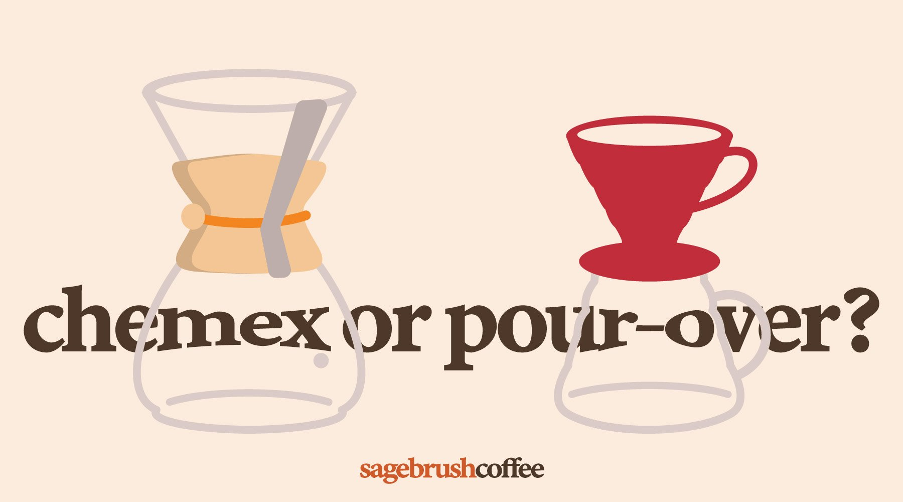What's The Difference Between A Chemex & A Pour Over