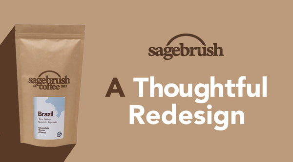 A Thoughtful Coffee Bag Redesign | By Jonathan Kellso
