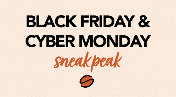 Sneak Peek Black Friday / Cyber Monday At Sagebrush