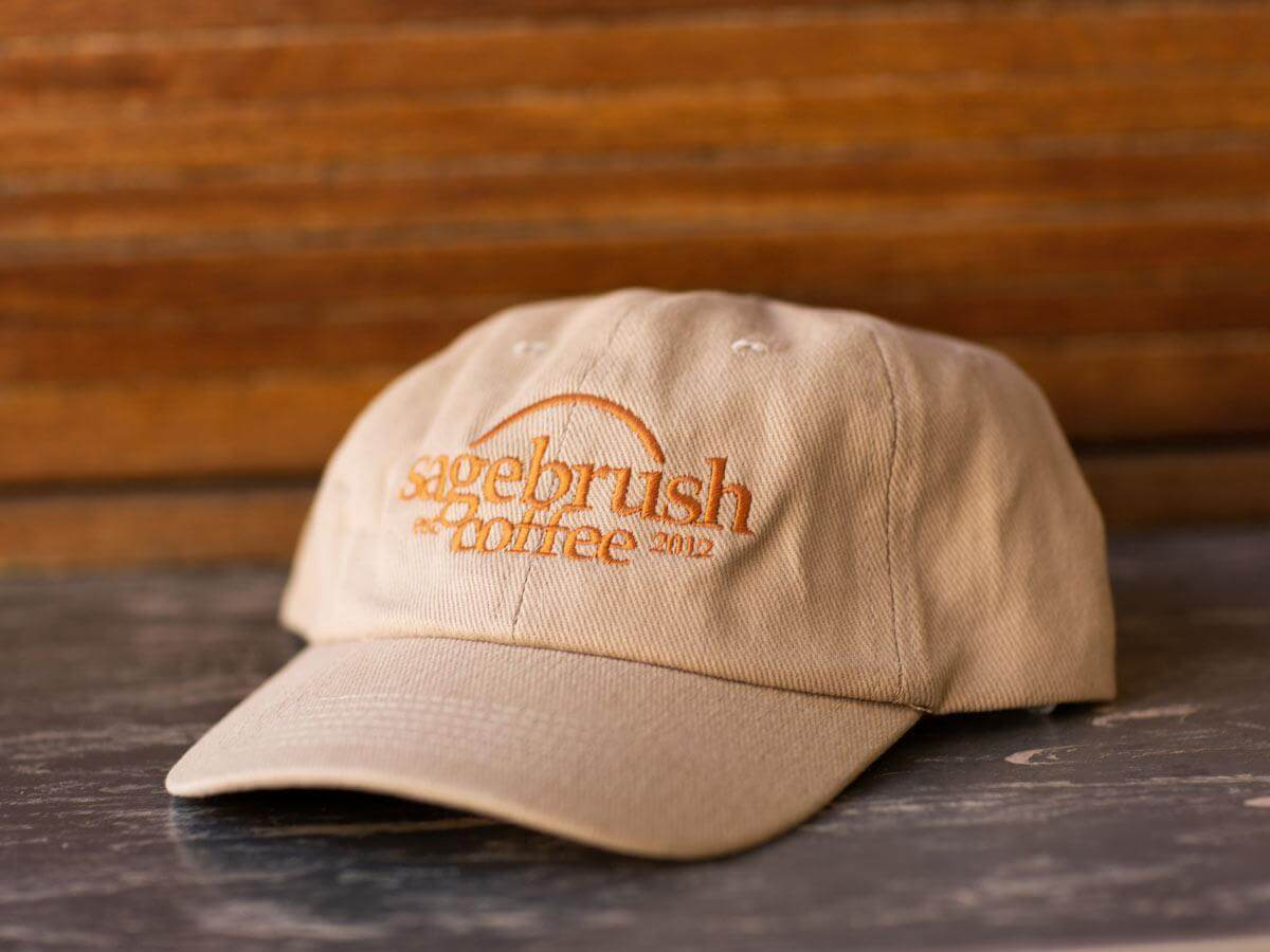 Sagebrush Unconstructed Baseball Hat (Tan)