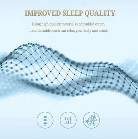 FLEXOMINT U-SHAPED PRESSURE PILLOW (HAND & NECK PROTECTION)