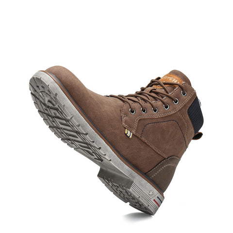 Image of WINTER SHOES MEN MILITARY BOOTS (NON SLIP)