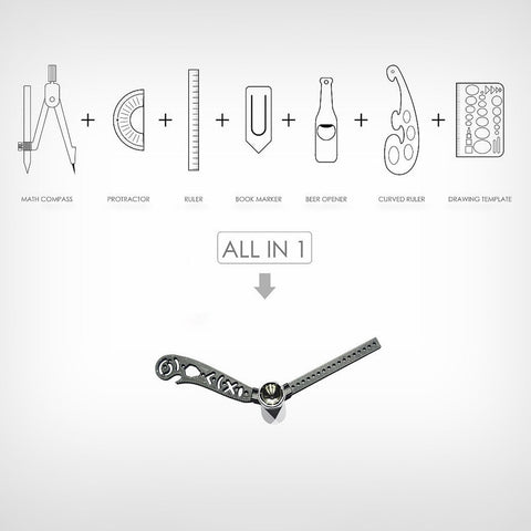 Image of PROFESSIONAL MULTI-FUNCTIONAL DESIGNING TOOL