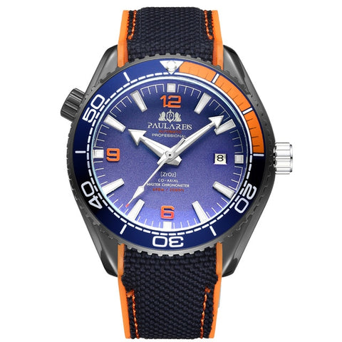 Image of PAULARES™ MEN AUTOMATIC SELF WIND WATCH