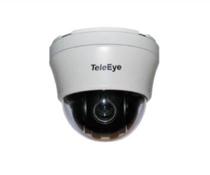 TeleEye AF5010 | 2MP Mini Speed Dome AHD Kamera 10x Zoom - harma Andreas Hartmann