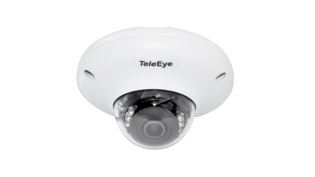 TeleEye MP4011AE | 4MP Mini Dome IP Kamera - harma Andreas Hartmann
