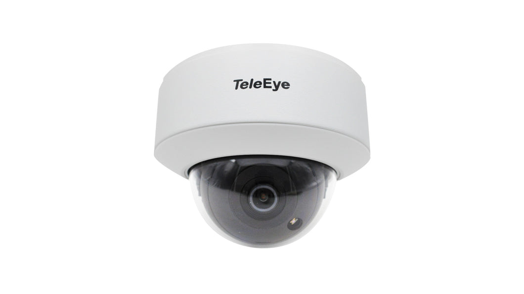 TeleEye MP4022AE | 4MP Fixed Dome IP Kamera - harma Andreas Hartmann