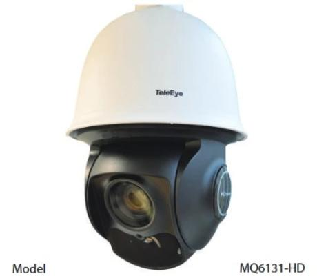 TeleEye MQ6131-HD | 3MP High Speed Dome IP Kamera 30x Zoom - harma Andreas Hartmann