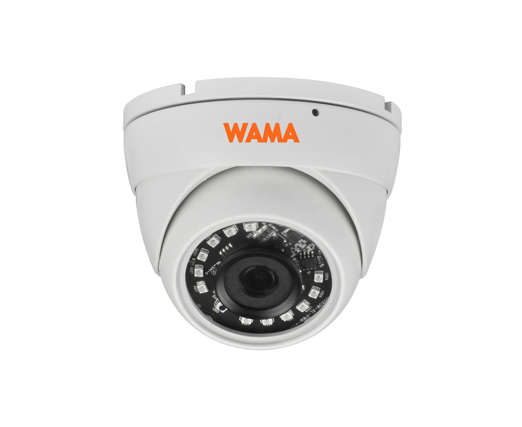 WAMA NM2-D22W | 2MP Mini Eyeball IP Kamera - harma Andreas Hartmann