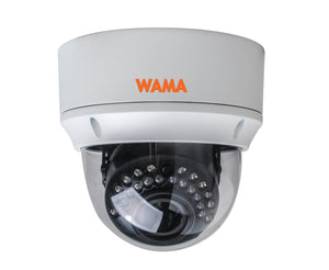 WAMA NM2-V54W | 2MP Dome IP Kamera, vandalensicher - harma Andreas Hartmann