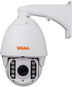 WAMA PZ2-T133 | 2MP High Speed Dome IP Kamera 33x Zoom - harma Andreas Hartmann
