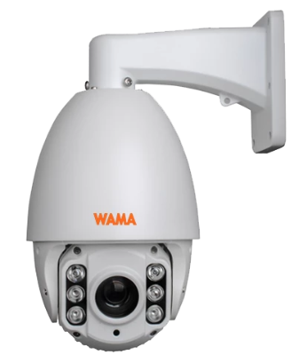 WAMA PZ2-T310 | 2MP High Speed Dome IP Kamera 12x Zoom - harma Andreas Hartmann