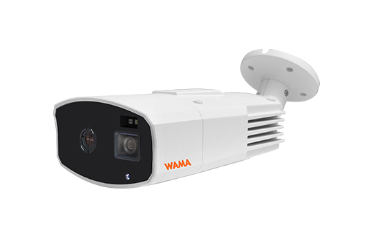WAMA MS2-B81M | 2MP Thermal IP Kamera