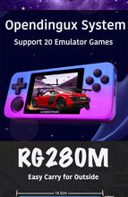 Load image into Gallery viewer, RG280M Game Console