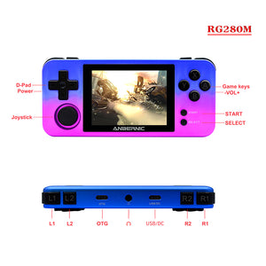 RG280M Game Console