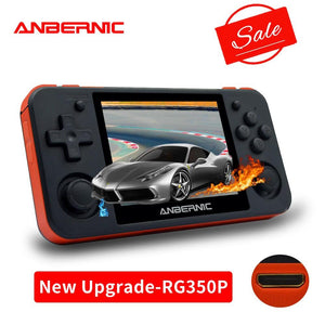 ANBERNIC RG350P Retro Handheld Game Player