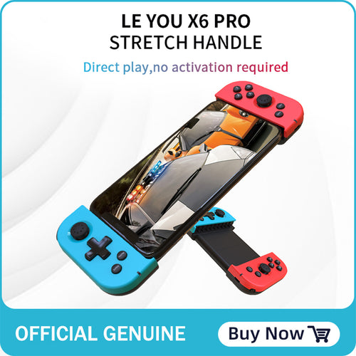 X6PRO Wireless Bluetooth Game Controller