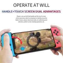 Load image into Gallery viewer, X6PRO Wireless Bluetooth Game Controller